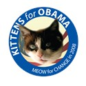 Kittens for Obama