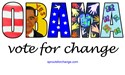 Obama Vote for Change