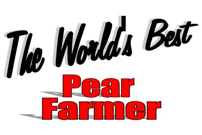The World's Best Pear Farmer
