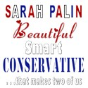 Sarah Palin Beautiful... for Women