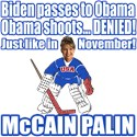 McCain Palin Denied T-Shirts