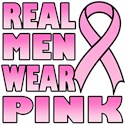 Real Men Wear Pink T-Shirts