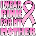 Mother Pink Ribbon Shirts