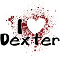 I Heart Dexter T-shirts, Hoodies and Other Merchandise