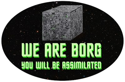 We are borg quote central - We are the borg quote ...
