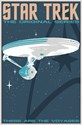 Retro Star Trek:TOS  Poster