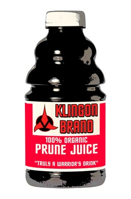 Mr worf prune juice