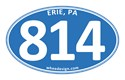 Blue Erie, PA 814