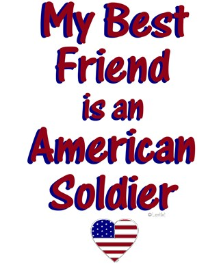 My Best Friend is a Soldier
