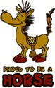 Proud To Be A Horse