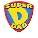 Super Dad Father's Day T-Shirts & Gifts