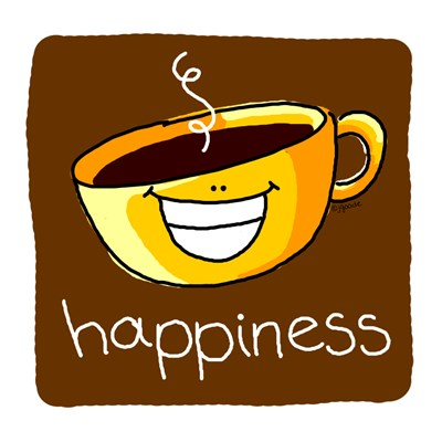 Coffee is Happiness