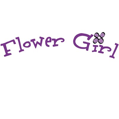 Flower Girl T-shirts, Clothes, Gifts