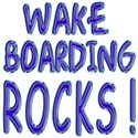 Wake Boarding Rocks !