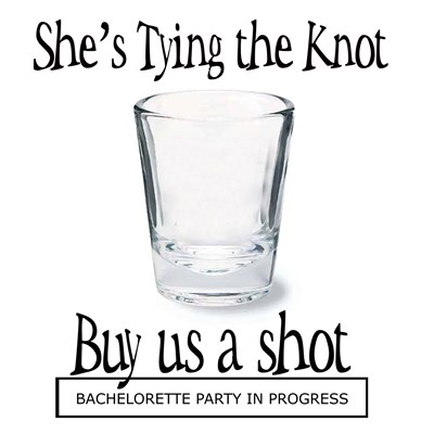 For The Bachelorette Party