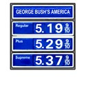 High Gas Prices in George Bush's America