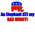 Elephant Ate My Gas Money