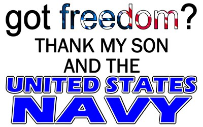 US NAVY (Thank My Son)