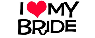 I Love My Bride T-Shirts & Gifts