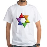 Our Gay Apparel | Rainbow Triangle Circle