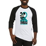 Tourette's Superpower Baseball Jersey