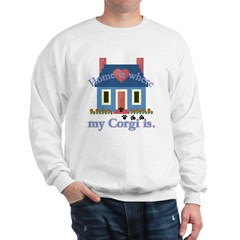 Welsh Corgi Gifts Sweatshirt