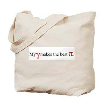 Grandma's Pie Tote Bag | Gifts For A Geek | Geek T-Shirts