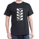 Tractor Track Pattern T-Shirt