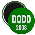 Dodd 2008 Green Magnet