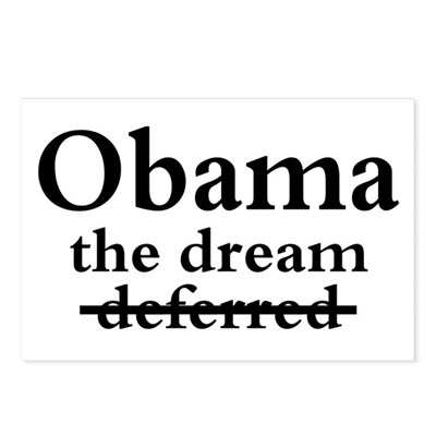 Obama: The Dream Not Deferred Postcards (Package o