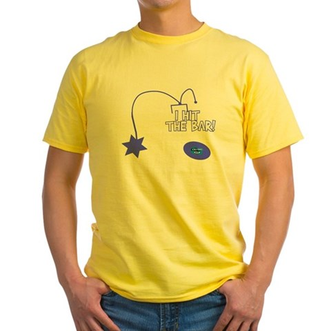 - 10.30 30 Yellow T-Shirt by CafePress