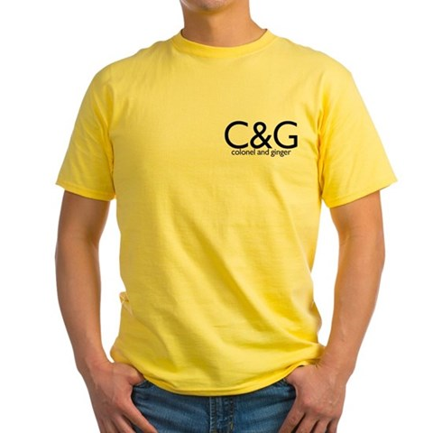- Approx 11.97 Baseball Yellow T-Shirt by CafePress