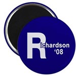 "R: Richardson '08 2.25"" Magnet (100 pack)"