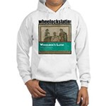 Wheelock's Logo Hooded Sweatshirt