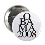 "Layers: Obama 2008 2.25"" Button (100 pack)"
