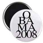 "Layers: Obama 2008 2.25"" Magnet (100 pack)"