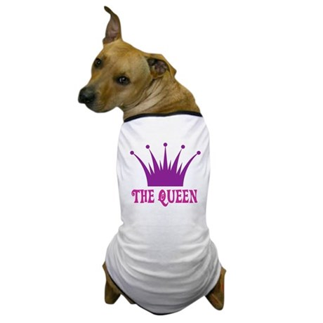 The Queen: Crown Dog T-Shirt