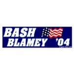 Mock Bash Blamey Bumper Sticker