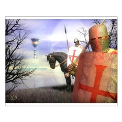 Knight Templar #2 Small Poster Buy this Knight Templar #2 Small Poster