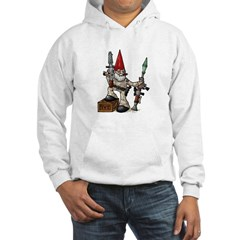 Gnome of Mass Destruction Hooded Sweatshirt