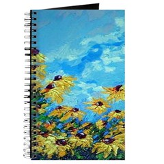 Black-eyed Susan Gift Journal > Black-eyed Susan Gifts > Plein Air Cafe | CafePress