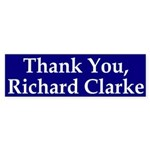 Thank You, Richard Clarke (sticker)