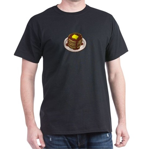 Product Image of Just Pancakes Dark T-Shirt