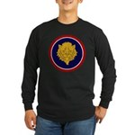106th Infantry Division Long Sleeve Dark T-Shirt