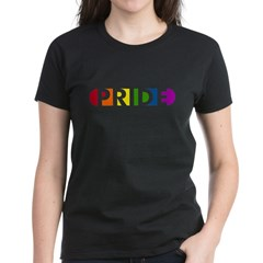 Pride Pop Women's Dark T-Shirt