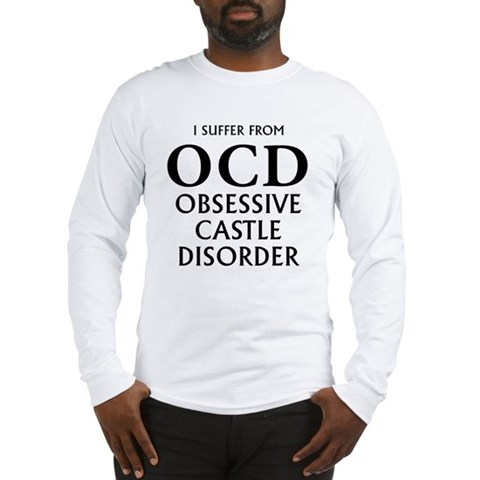 Product Image of ocd3 clear Long Sleeve T-Shirt
