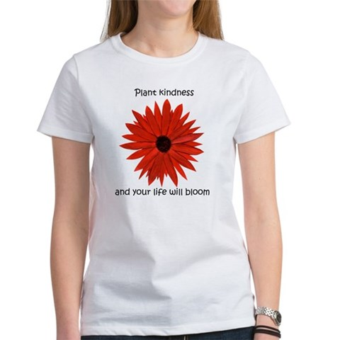 Product Image of Plant kindness flower Women's T-Shirt