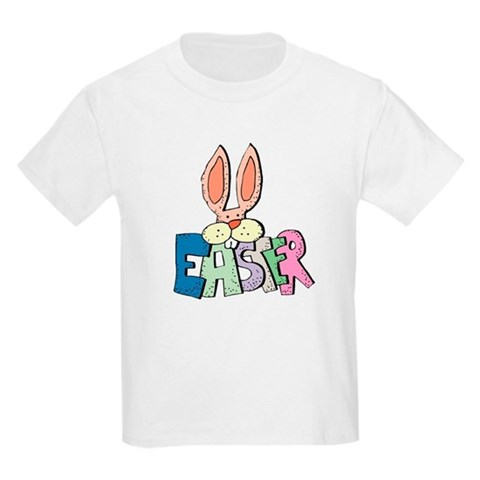 Product Image of Announcing Easter Kids T-Shirt