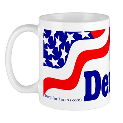 Kansas Democrat Coffee Mug