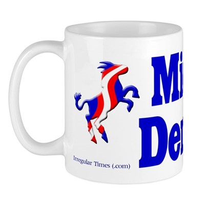 Michigan Democrat Coffee Mug
